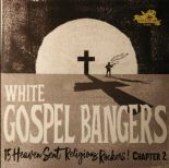 LP/VA ✦ WHITE GOSPEL BANGERS Vol.2 ✦15 Heaven Sent Religious Rockers. Hear♫